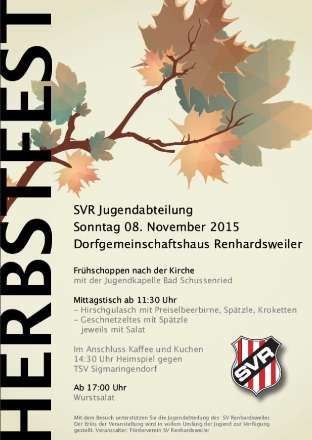 Herbstfest 2015